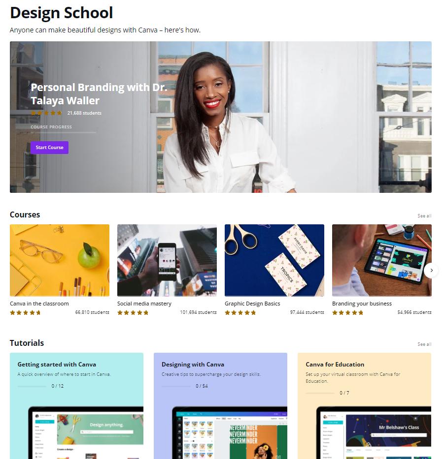 קאנווה בית ספר לעיצוב