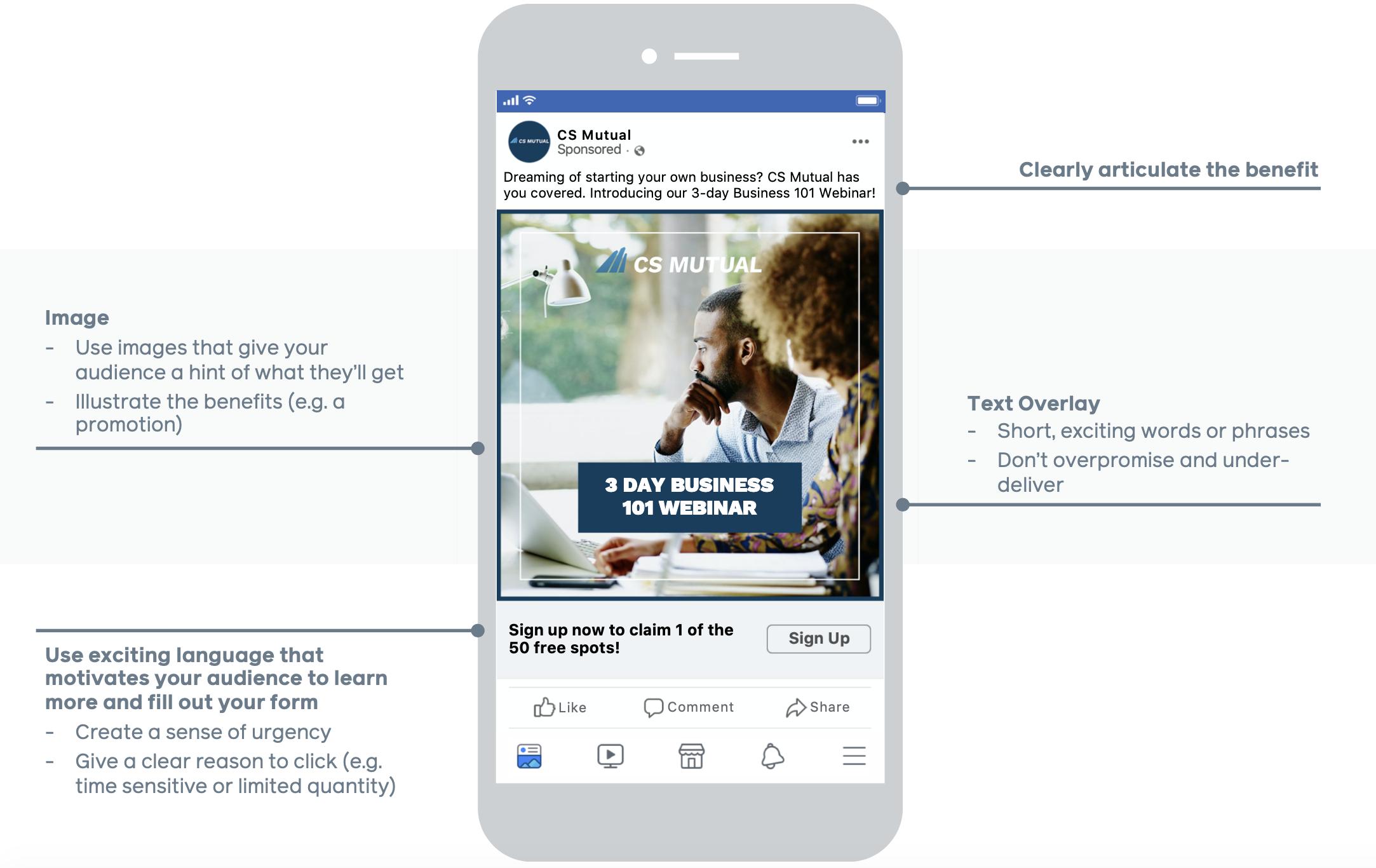 פייסבוק טיפים ליצירת לידים