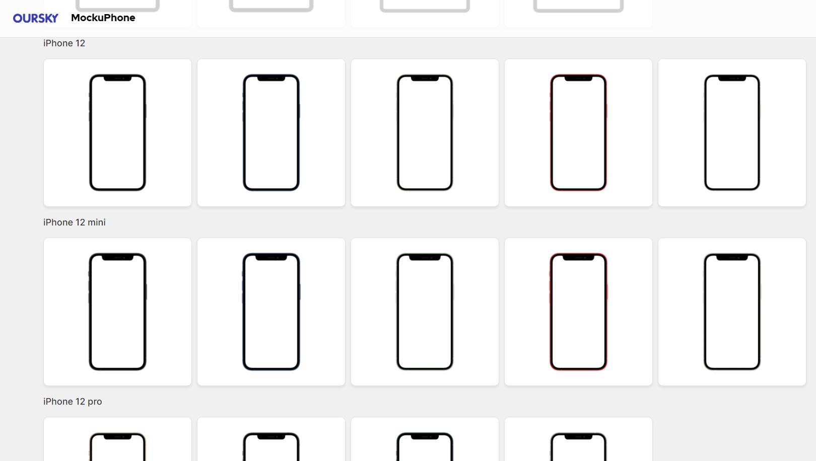 תוכנת עיצוב MobkuPhone לאנשי שיווק דיגיטלי