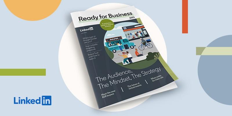 מגזין Ready for Business 2021.