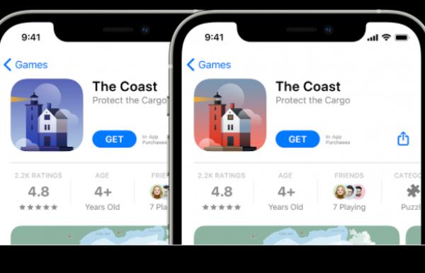 אפל תאפשר a/b testing בחנות האפליקציות שלה, ה-App Store