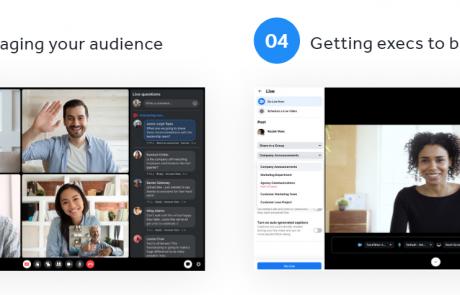 כך תפיקו אירוע חברה אונליין בעזרת ה-Workplace של פייסבוק