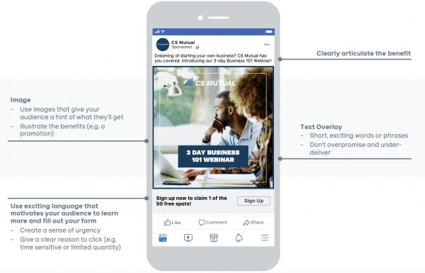פייסבוק מפרסמת רשימת טיפים חדשה למיקסום Lead Generation בפלטפורמות שלה