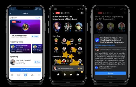 מפיד לאוזן: מהפכת האודיו של פייסבוק יוצאת לדרך
